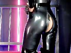 Fernanda dark / ferrari latex cop