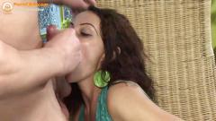 Amateur milf first anal scream