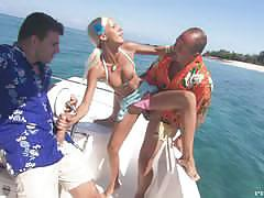 Boroka balls speed boat sex