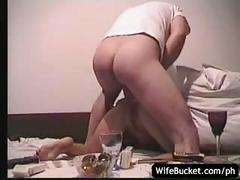 Sexy amateur couple hard fuck
