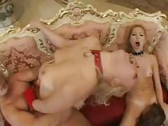 Naomi rusell  annette schwarz  sex slaves scene 2
