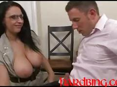 mature, big tits, monsters, jiz, blast, facial, handjob