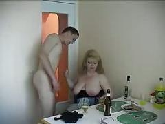 Lovely fatty fucked