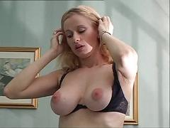 Italian hot blonde tits anal by troc