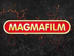 Magma film handjobs for strangers in public