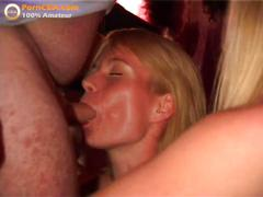 Real amateur swinger video