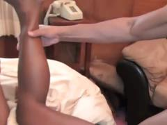 Big ass black gay likes big black cock.