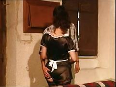 Gabriela - the portuguese maid.