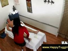 Massage parlor loves to spoil customers