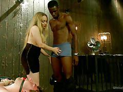 Busty wife makes her husband cuckold without his will