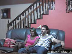 Ebony girls know how to please a man
