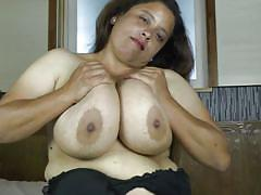 Big tits mature latina will show you a good time