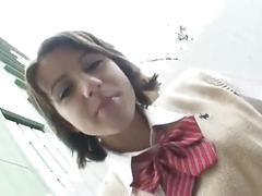 teen, girl, schoolgirl