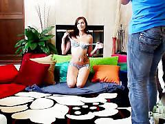Madison morgan - tight teen gets pounded