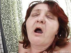 Old grannies suck cock