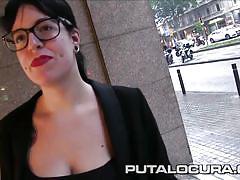 tattoo, facial, big tits, latina, amateur, cumshot, blowjob, piercing, busty, puta locura