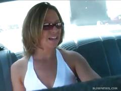 Brianna gets pulled over by fake cops