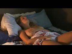 Amateur reading erotic and masturbating wf