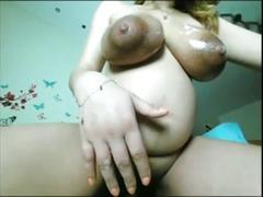 Beautiful pregnant lactating saggy tits