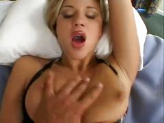 Monica pov & double swallow