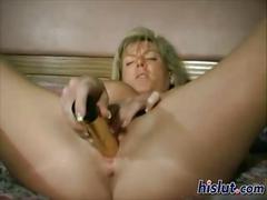 Susan is a horny milf