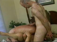 anal, bears, hardcore, threesome, uniform, assfucking, hairy men, policeman