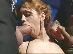 double penetration, gangbang, group sex