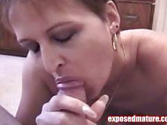 mature, exposedmature, milf, mom, sucking, oral