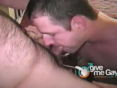Amateur gay studs sucks and fucks hard in the home