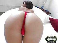 milf, big ass, massage, spanking, big tits, posing, oiled, black hair, 40 inch plus, reality kings, claire dames, christian