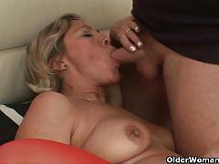 Mature moms milly and dagmar loves hard cocks.
