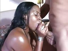 Sweet black pussy with big booty love fuck hard with bbc