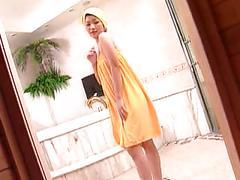 asian, public nudity