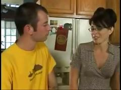Sarah palin fucks son's friend