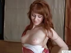 masturbation, toys, red head, redhead, adult-toys, sex-toy, masturbate, masturbating, masterbation, solo