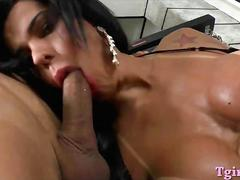 Big juggs shemale natalia gomes and a guy anal fucking