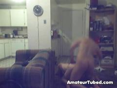 Living room hidden cam