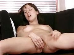 Amateur housewife orgasm