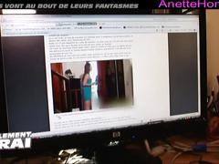 Reportage sexe sur couple amateur francais avec 9 webcams