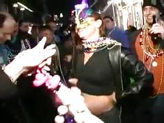 Mardi gras and fantasy fest