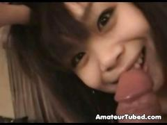 amateur, blowjob, chick, homemade, japanese, suck, teen
