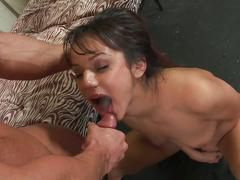Deepthroat blowjob - in your face 2