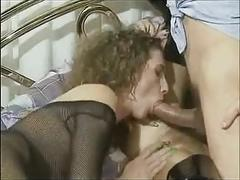 Annett montana & tina - fisting, dildo & 3some fucking