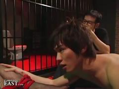 Uncensored japanese bdsm sex