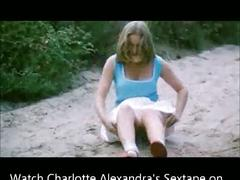 Charlotte alexandra fucking