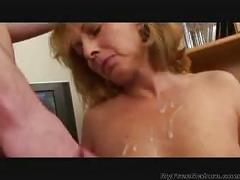 Pretty sexy mom seduce her son mature mature porn...
