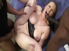 anal, double penetration, interracial, threesomes