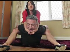 Mistress fight vs slave