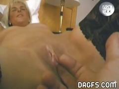 mature, milf mom, mom mother, fingering pussy, dagfs, blonde, dildo