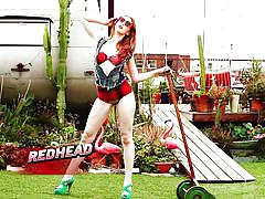 Redheaded girls like to tease @ season 3 ep. 1 0